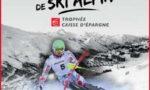 Affiche Championnats de France de Ski alpin