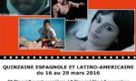 Affiche Quinzaine espagnole 2016