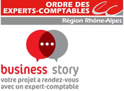 L'Ordre des Experts-Comptables Rhône-Alpes lance Business story