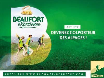 Le Beaufort recrute les Colporteurs des Alpages 2016