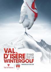 Val d'Isère Winter Golf 2016