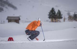 Val d'Isère Winter Golf