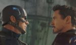Chris Evans et Robert Downey Jr - © Walt Disney Company