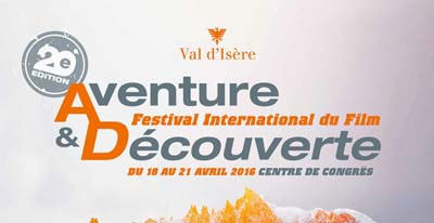 Festival international du film Aventure et Découverte