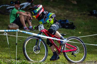 Kidsworx at Crankworx in Rotorua, New Zealand. (Photo by Clint Trahan/Crankworx)