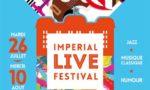 Affiche Impérial live Festival