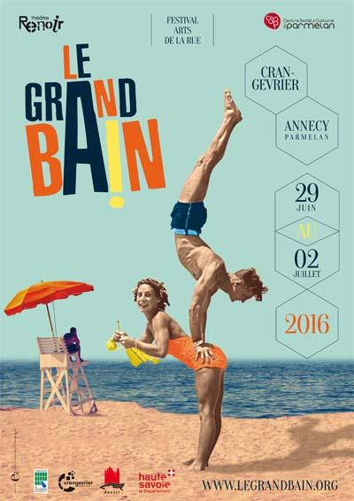 Affiche Le Grand Bain 2016