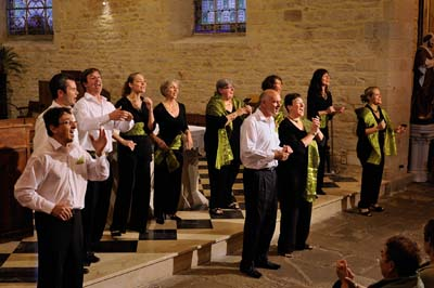 Ensemble vocal parisien Boréale - Piriac
