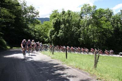 Tour de Savoie Mont blanc, 2ème étape - 3 - © Barbara Covarel