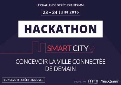 Un hackathon à Chambéry