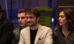 Daniel Radcliffe, Dave Franco, Jesse Eisenberg, Lizzy Caplan et Woody Harrelson - © SDN