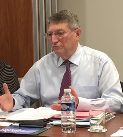 Jean Cimaz, président SDM
