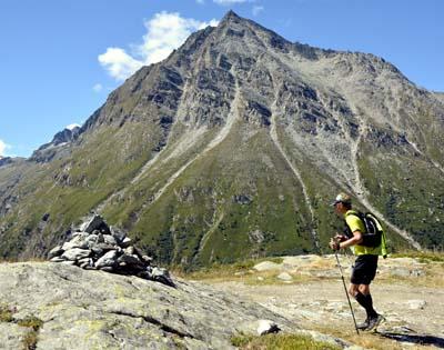 Trail EDF Cenis - © P. Larbre