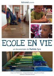 Ecole en vie