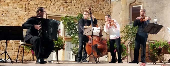 La nuit est tombée - Quintet Magie Tzigane