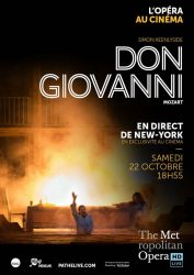Don giovanni (Met-Pathé Live)