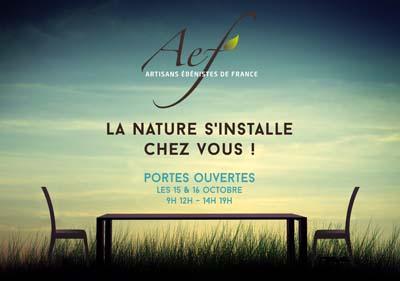 Les Artisans Ebénistes de France ouvrent leurs portes