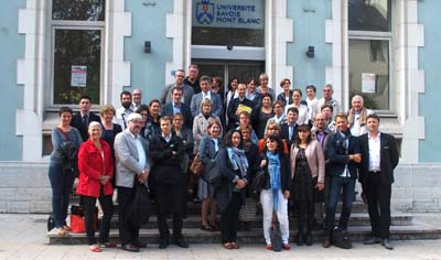 Groupe Journée des directeurs - © Aurélie Froger, CNFEDS