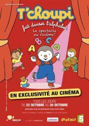 T'Choupi fait danser l'alphabet (Pathé Live)