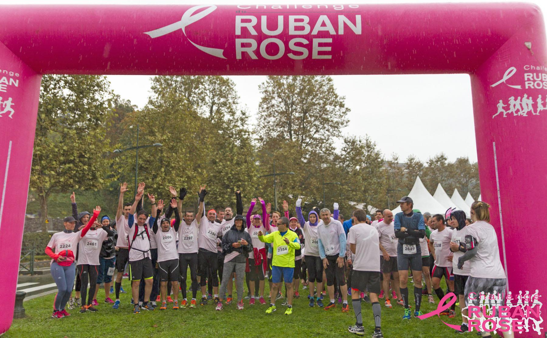 Thonon-les-Bains clôture Octobre rose 2016 - 1