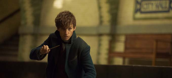 Eddie Redmayne - © Warner Bros France
