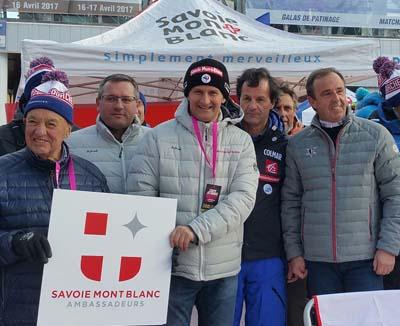 Ambassadeurs Savoie Mont Blanc - @ SMBT