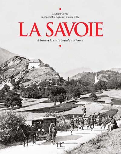 La Savoie à travers la carte postale ancienne