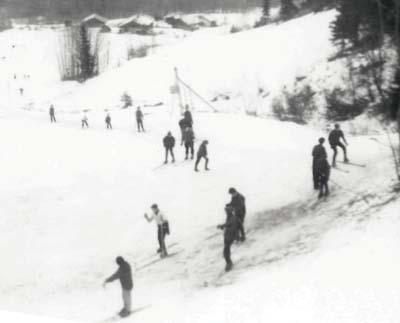 Arêches-Beaufort fête ses 70 ans de sports d'hiver