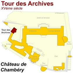 Tour des Archives