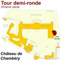 Château de Chambéry