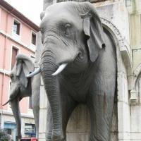 Fontaine des Eléphants
