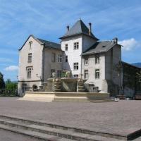 Hôtel de ville Aix-les-Bains