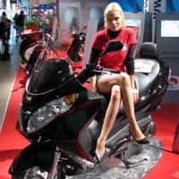 Salon de la moto de Milan