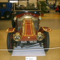 1913- Renault AX roadster