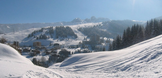 courchevel-village