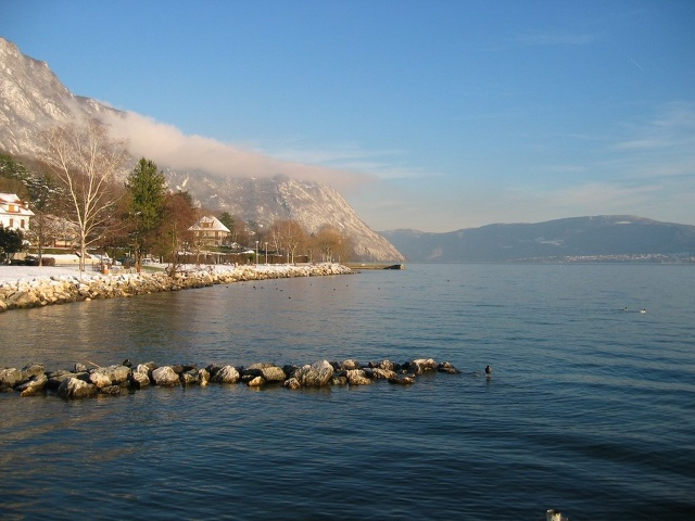 rivages d'hiver