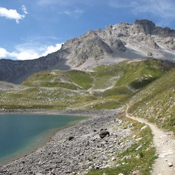 Lac Merlet (Courchevel)