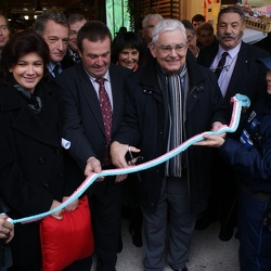 2011- Inauguration des Halles