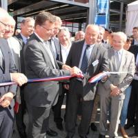 inauguration Foire de Savoie 2014