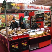 Salon Saveurs et Terroirs 2014