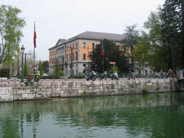 Mairie d'Annecy