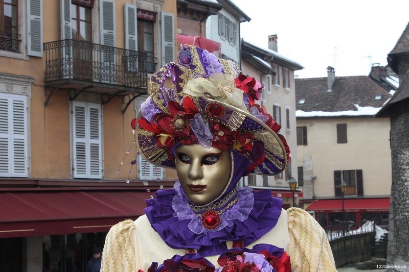 Carnaval Annecy 2013