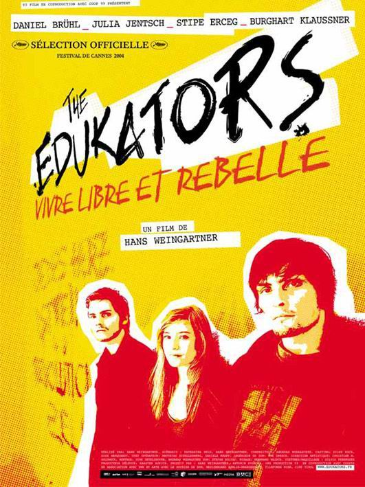 The Edukators affiche 531x709