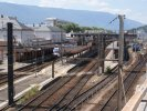 P�le d'�changes multimodal de la gare de Chamb�ry