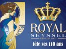 Royal Seyssel f�te 110 ans