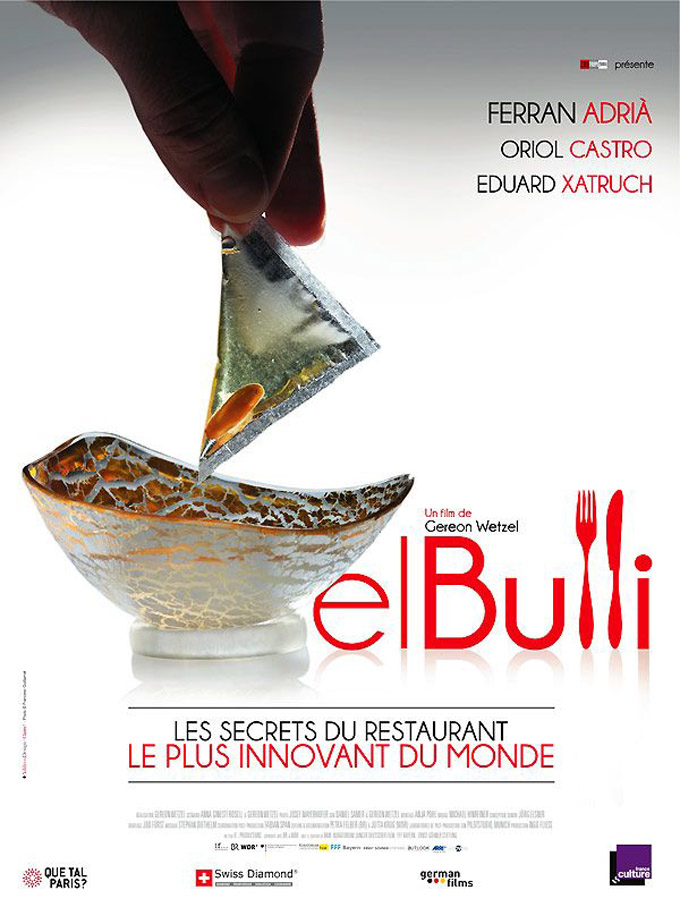 El Bulli : Cooking in Progress 680x907