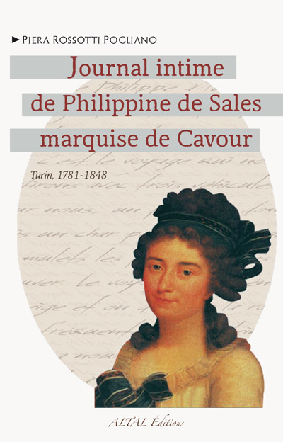 Couverture livre Journal intime de Philippine de Sales 400x624