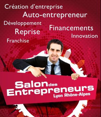 Affiche salon des entrepreneurs 2012 photo 400x464 for Salon des entrepreneurs 2016