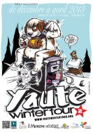 Affiche Yaute Winter Tour 2013