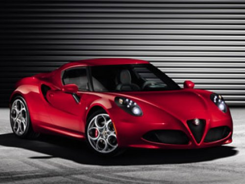 Alfa Romeo 4C Launch Edition, en premi�re mondiale